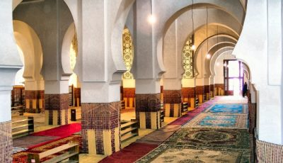 Mosquee maghreb